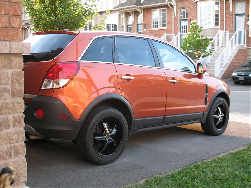 Saturn VUE Hybrid wheels #1