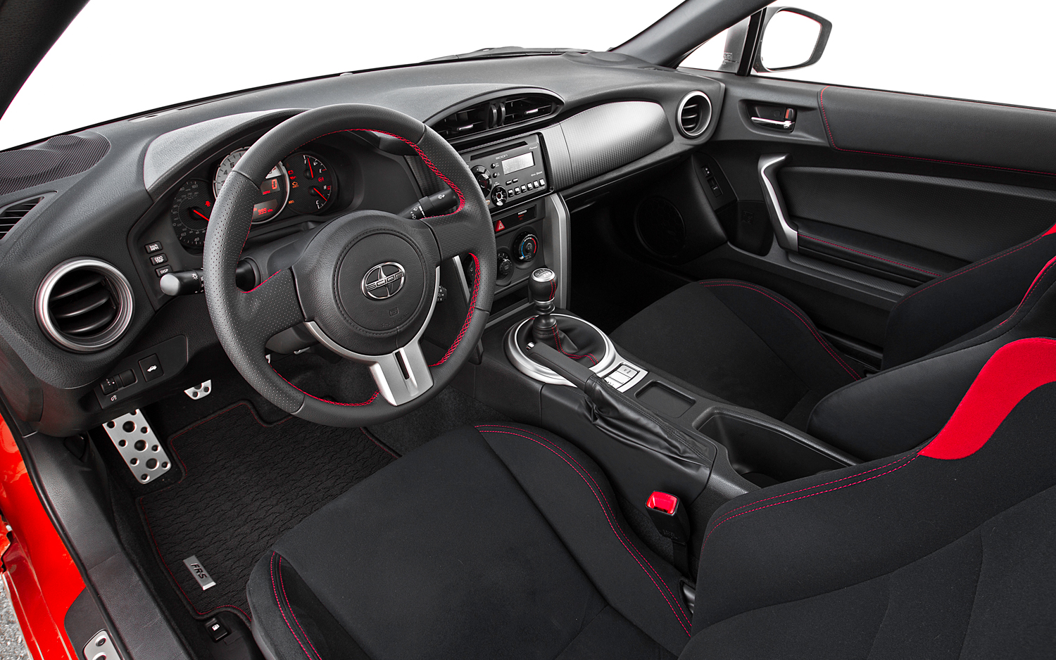 Scion FR-S interior #1