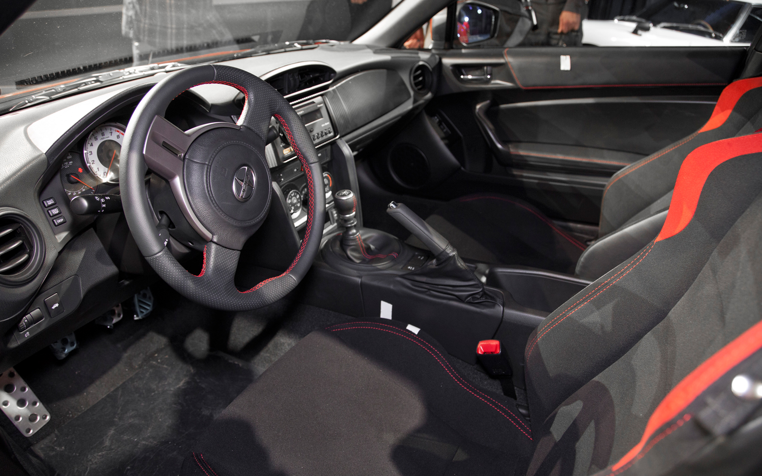 Scion FR-S interior #3