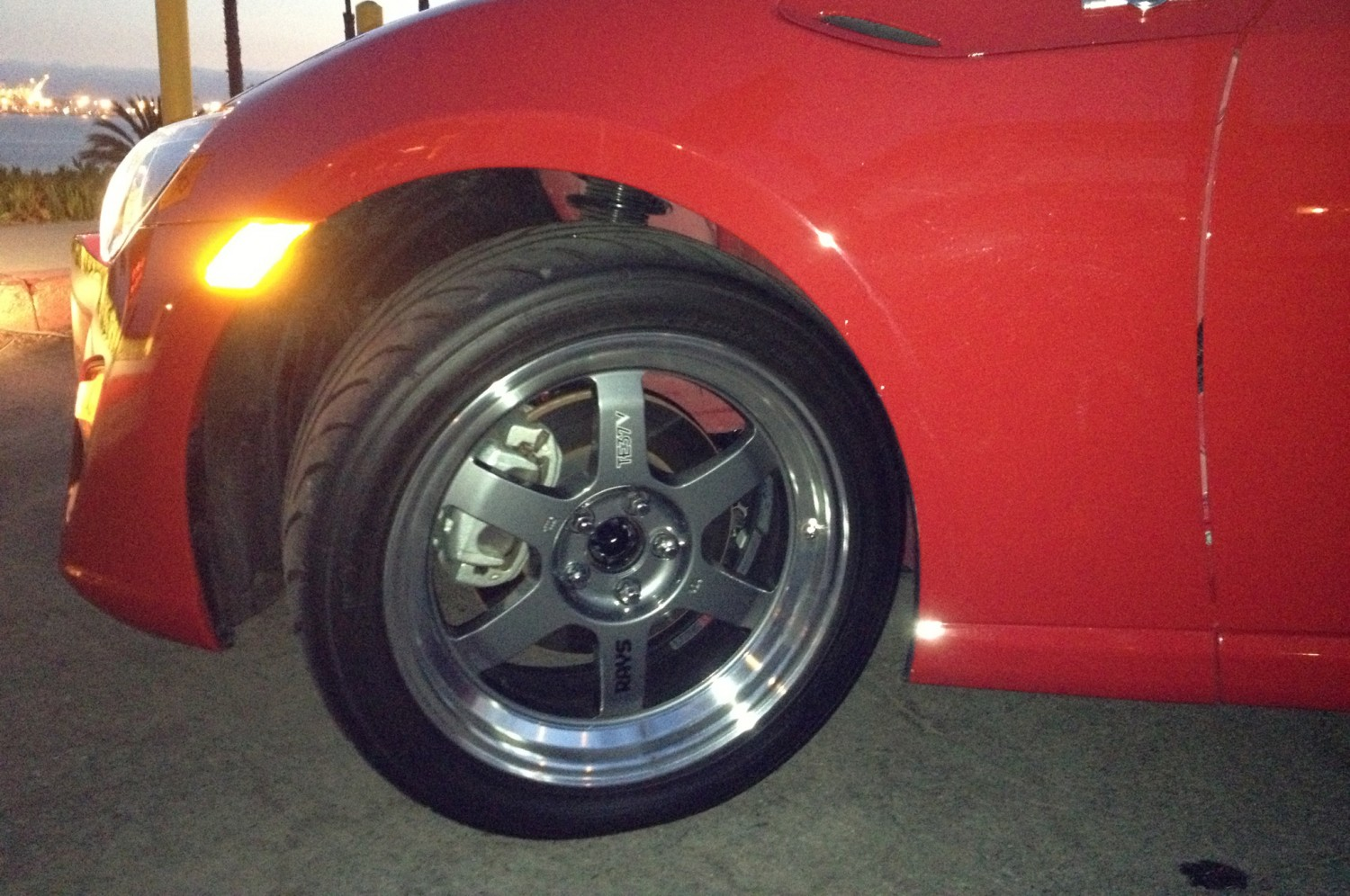 Scion FR-S wheels #2