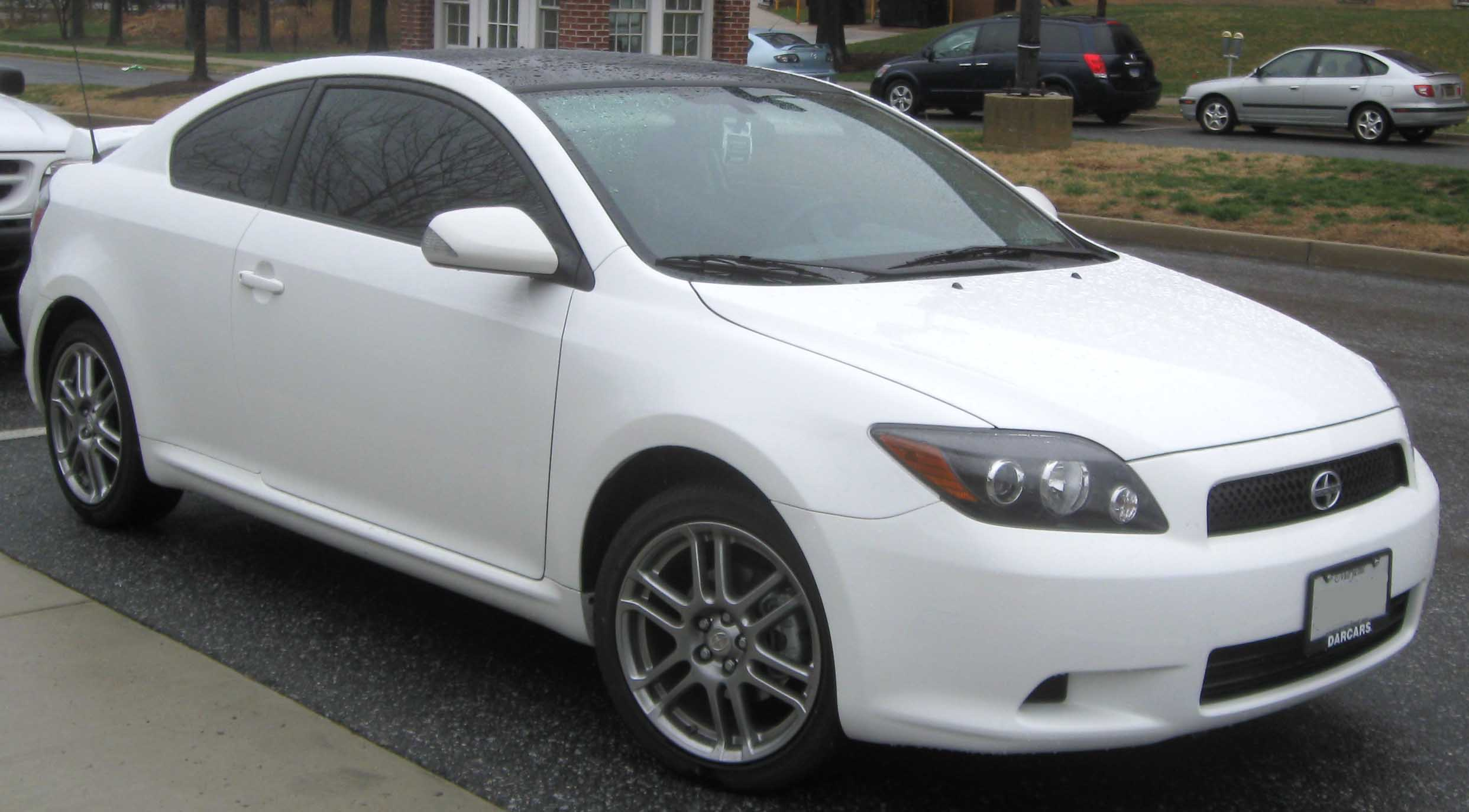 Scion tC #9