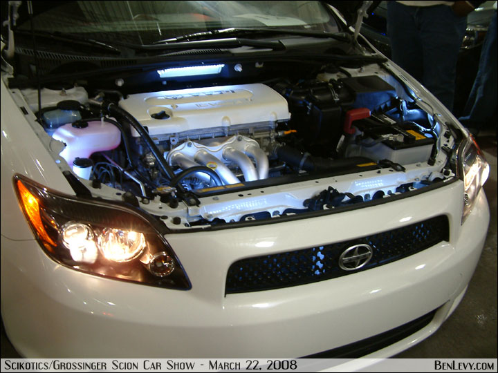 Scion tC engine #2