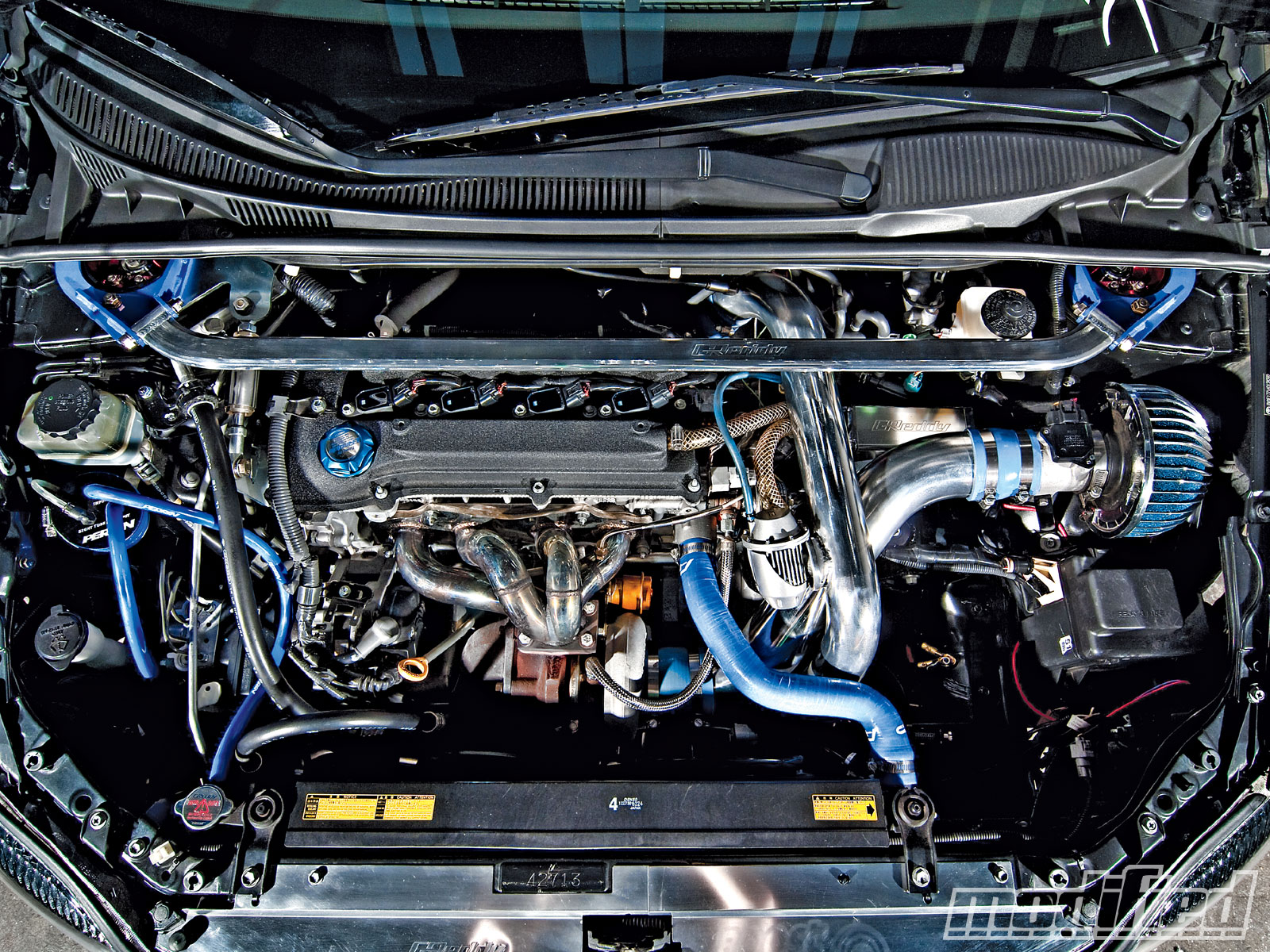 Scion tC engine #3