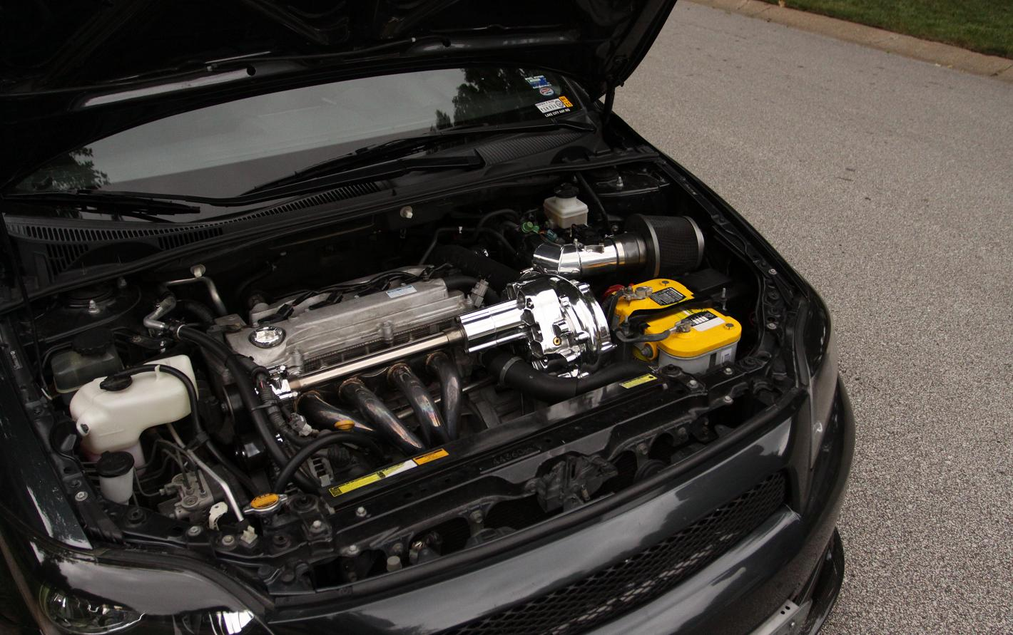 Scion tC engine #4