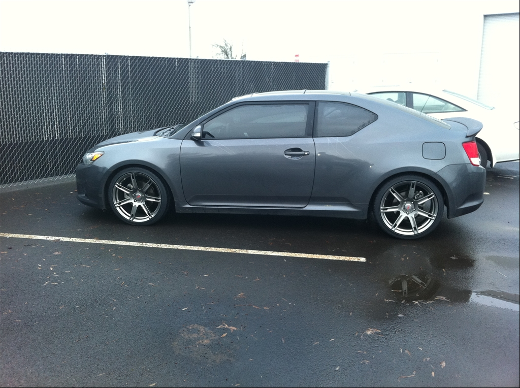 Scion tC wheels #3