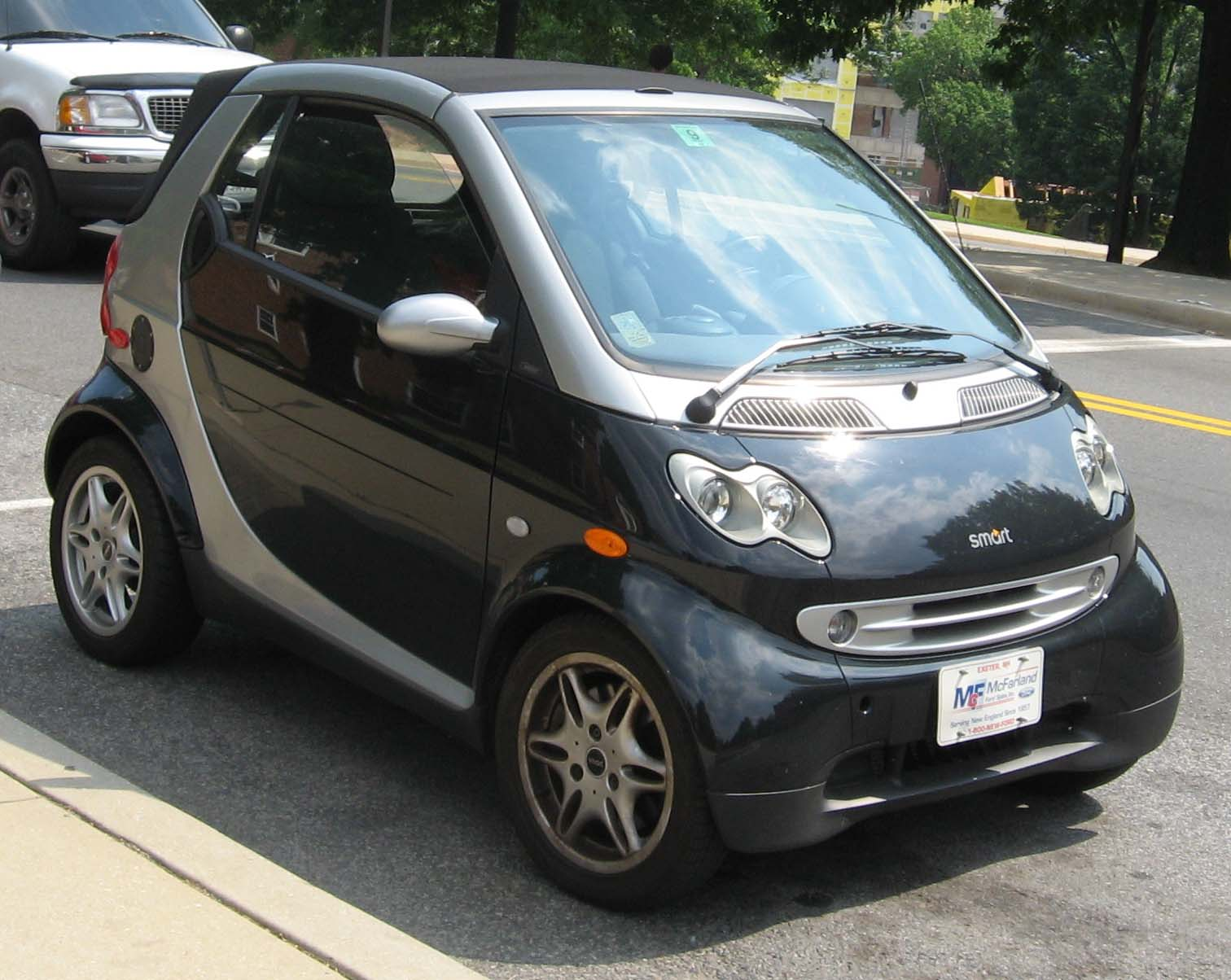smart fortwo #13