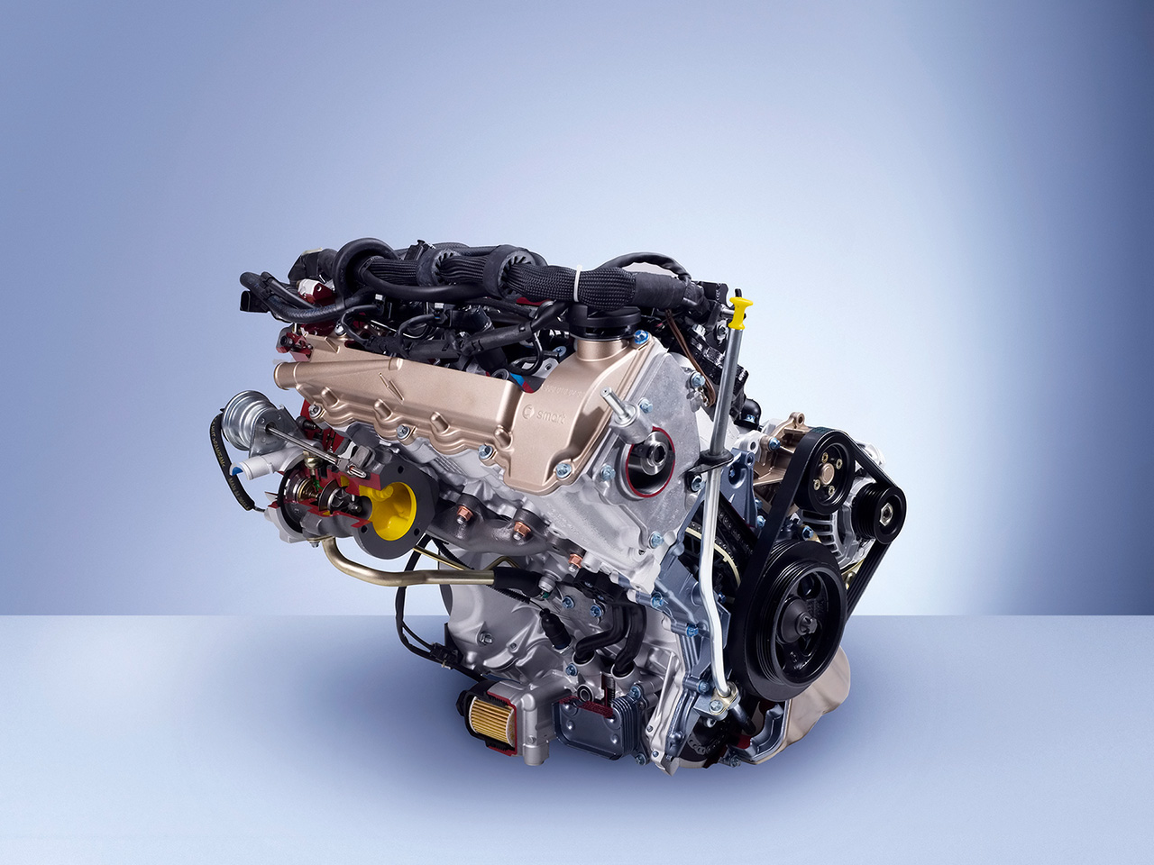 smart fortwo engine #2