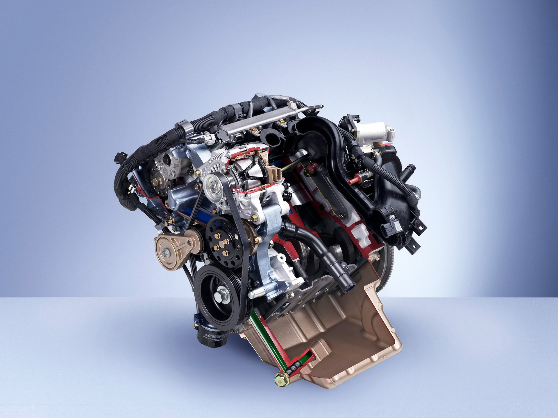 smart fortwo engine #3