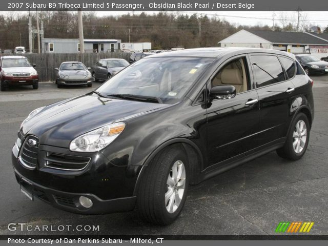 Subaru B9 Tribeca black #2