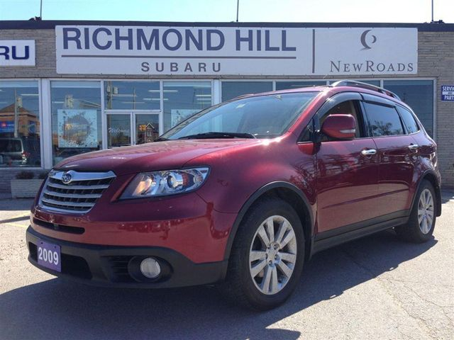 Subaru B9 Tribeca red #3