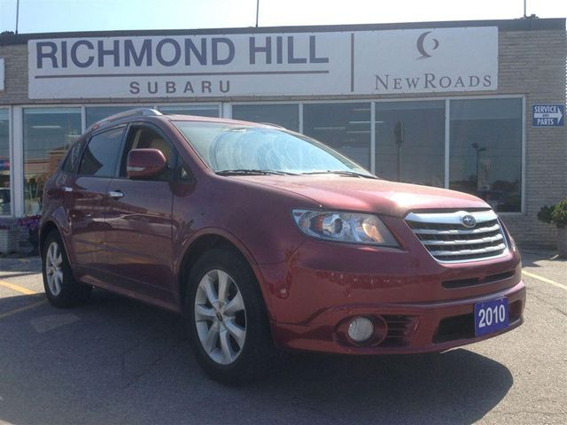 Subaru B9 Tribeca red #4