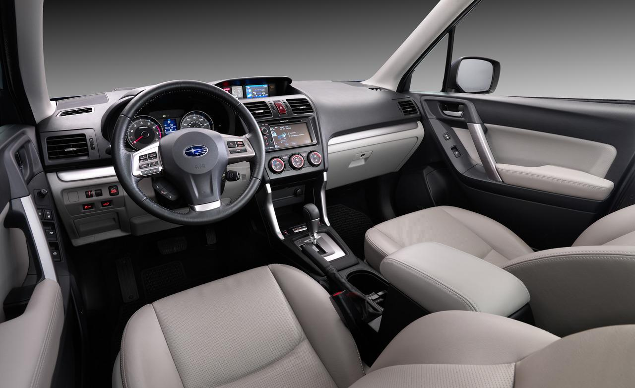 Subaru Forester interior #1