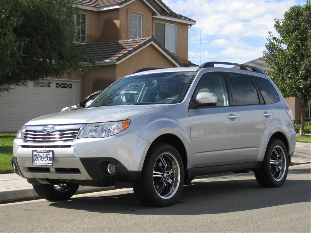 Subaru Forester wheels #2