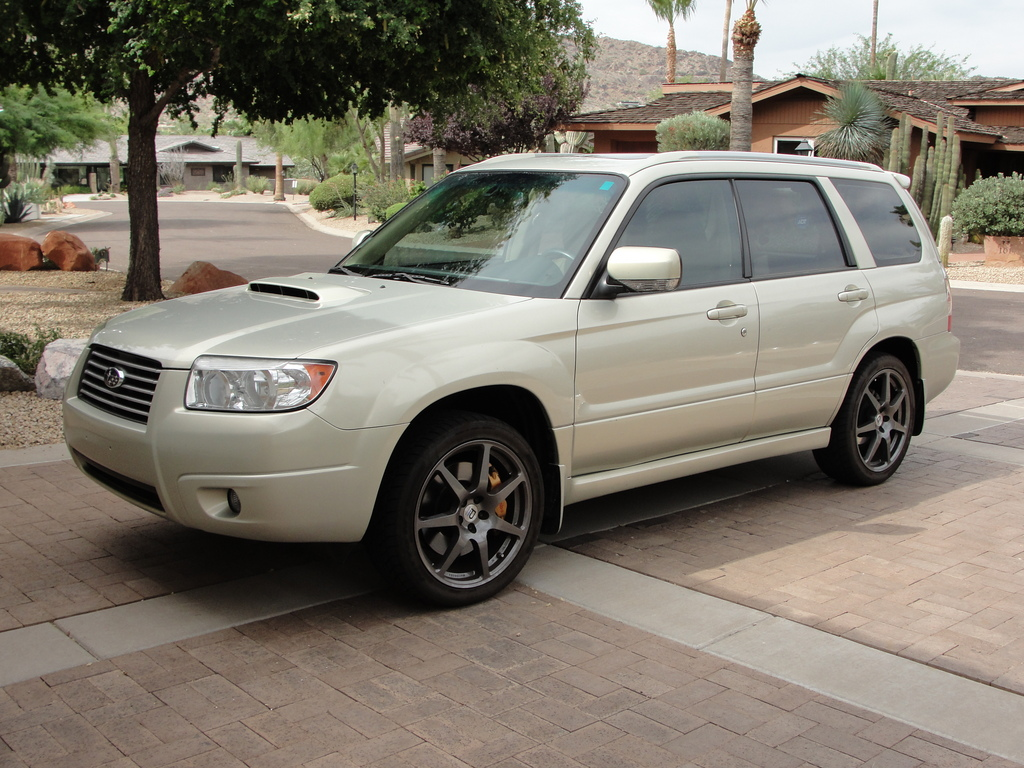 Subaru Forester wheels #3