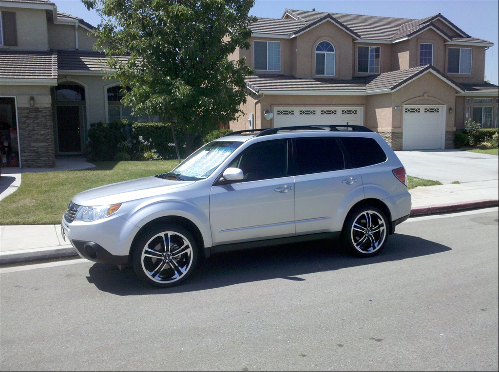 Subaru Forester wheels #4