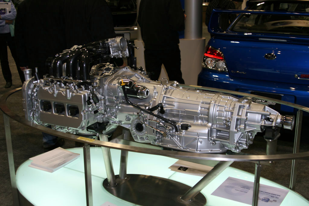 Subaru Impreza engine #2