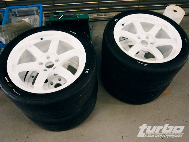 Subaru Impreza wheels #3