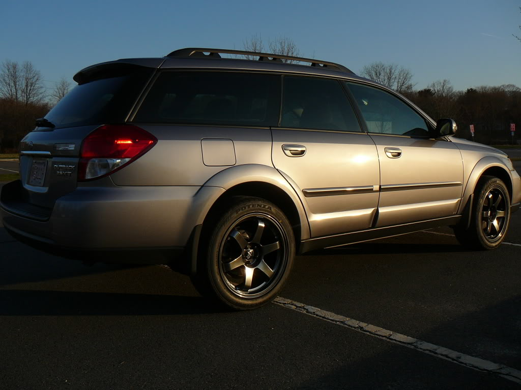 Subaru Outback wheels #3