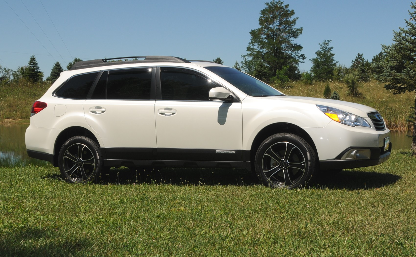Subaru Outback wheels #4