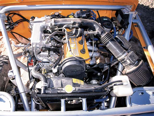 Suzuki Sidekick engine #3