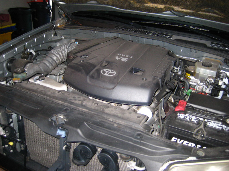 Toyota 4Runner engine #3