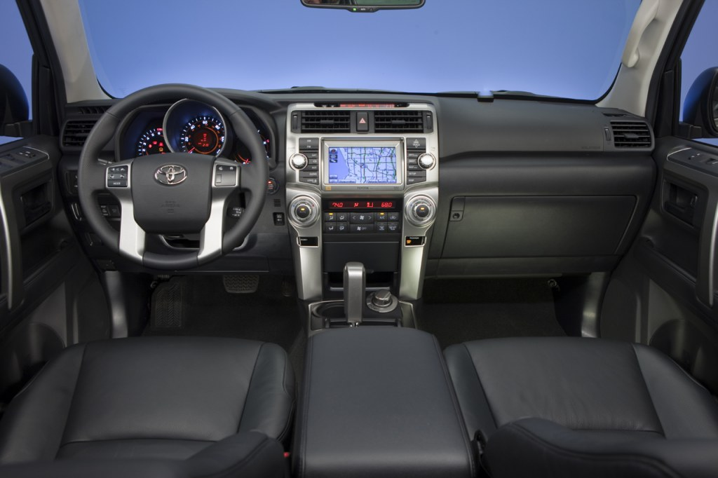 Toyota 4Runner interior #2