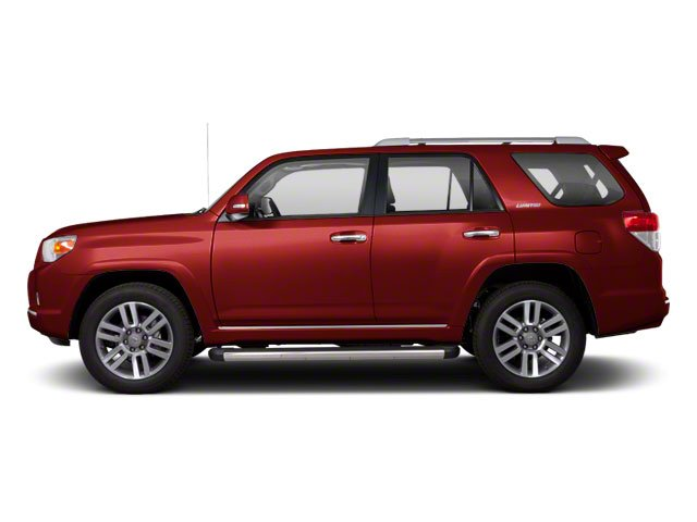 Toyota 4Runner red #3