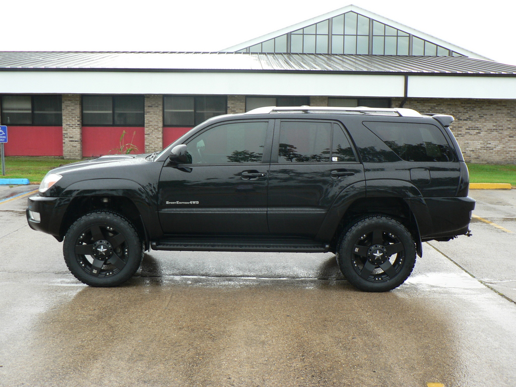 Toyota 4Runner wheels #2