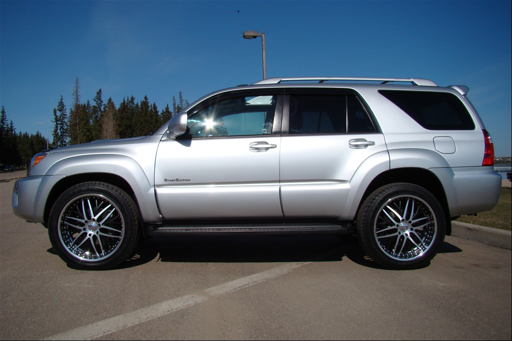 Toyota 4Runner wheels #3