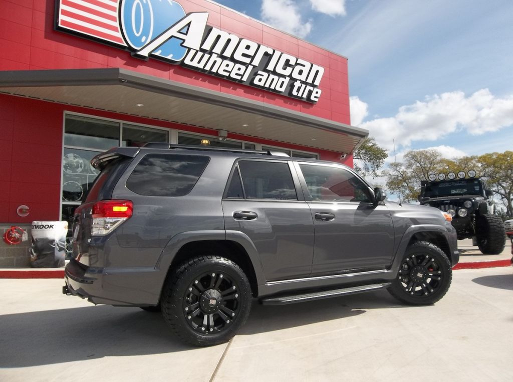 Toyota 4Runner wheels #4