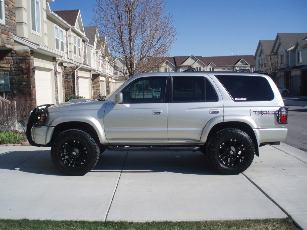 Toyota 4Runner wheels #1