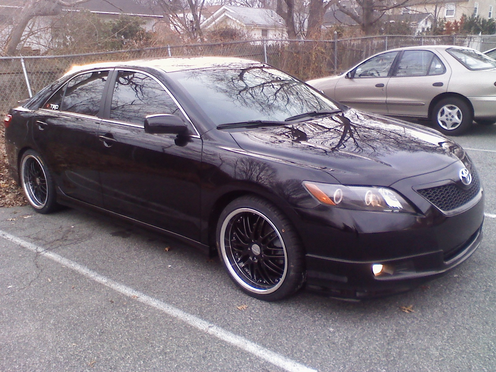 Toyota Camry wheels #3