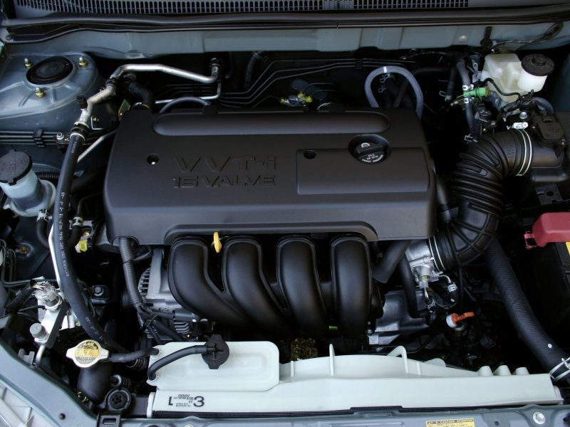 Toyota Corolla engine #2