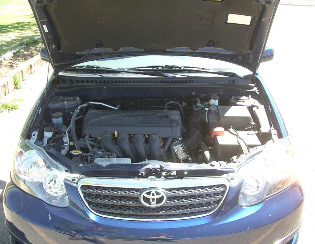 Toyota Corolla engine #1