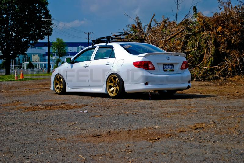 Toyota Corolla wheels #3