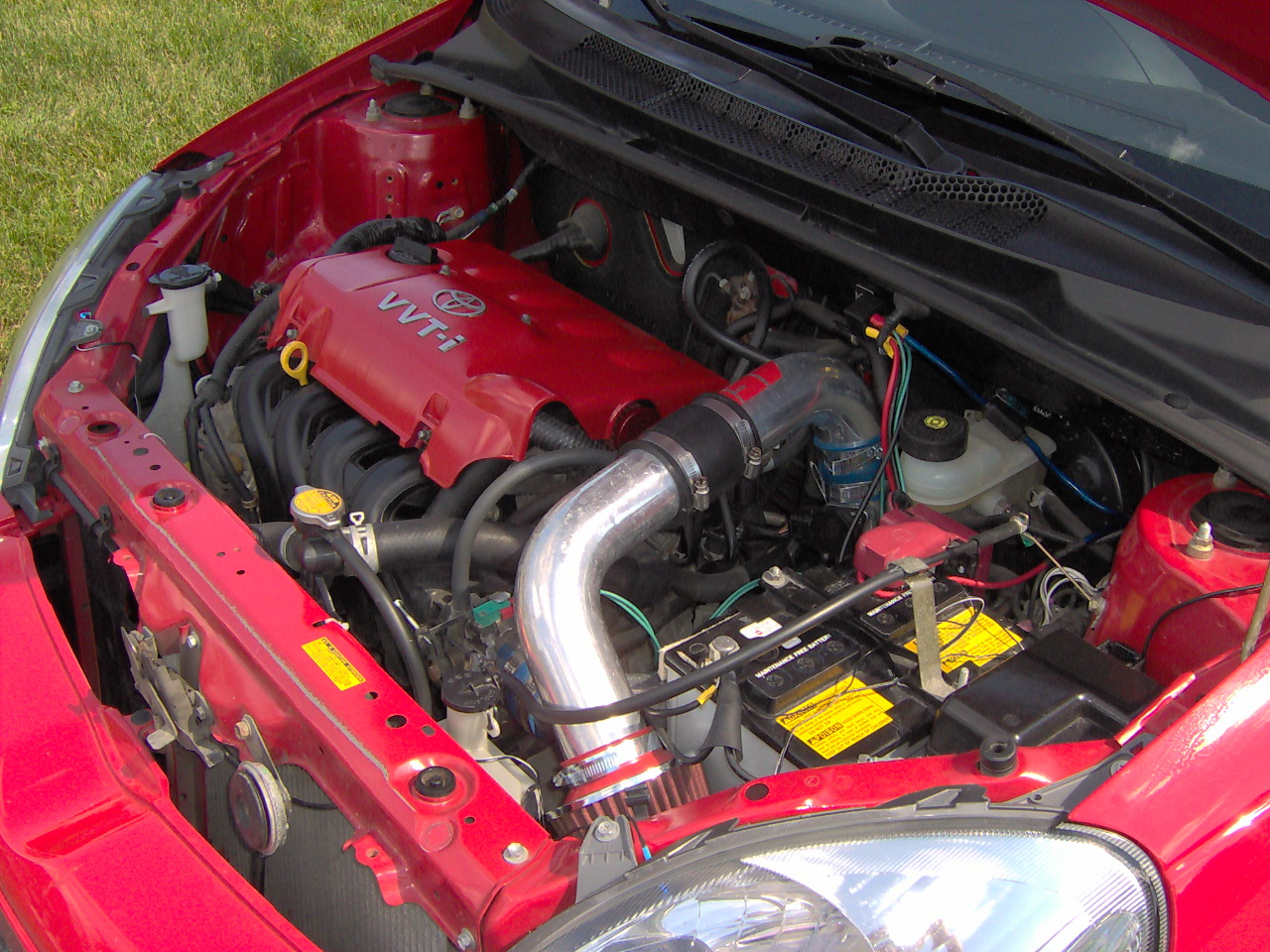 Toyota ECHO engine #2