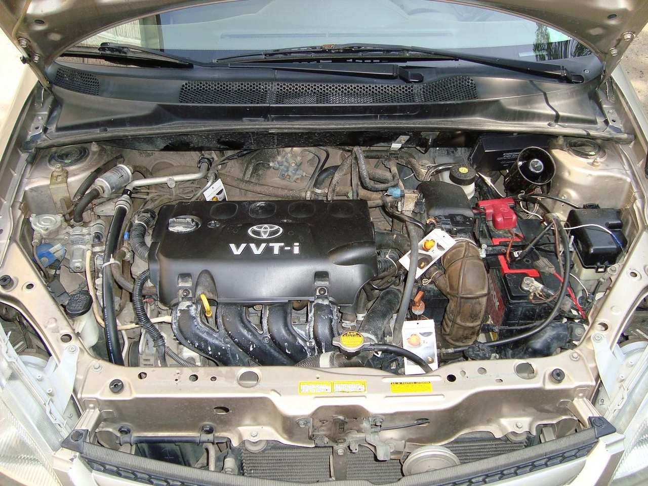Toyota ECHO engine #4