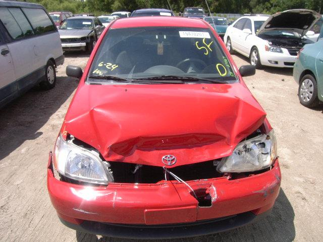 Toyota ECHO red #3