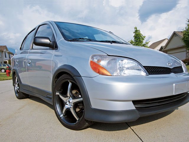 Toyota ECHO wheels #1
