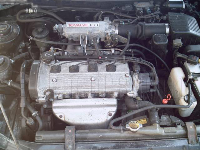 Toyota Paseo engine #2