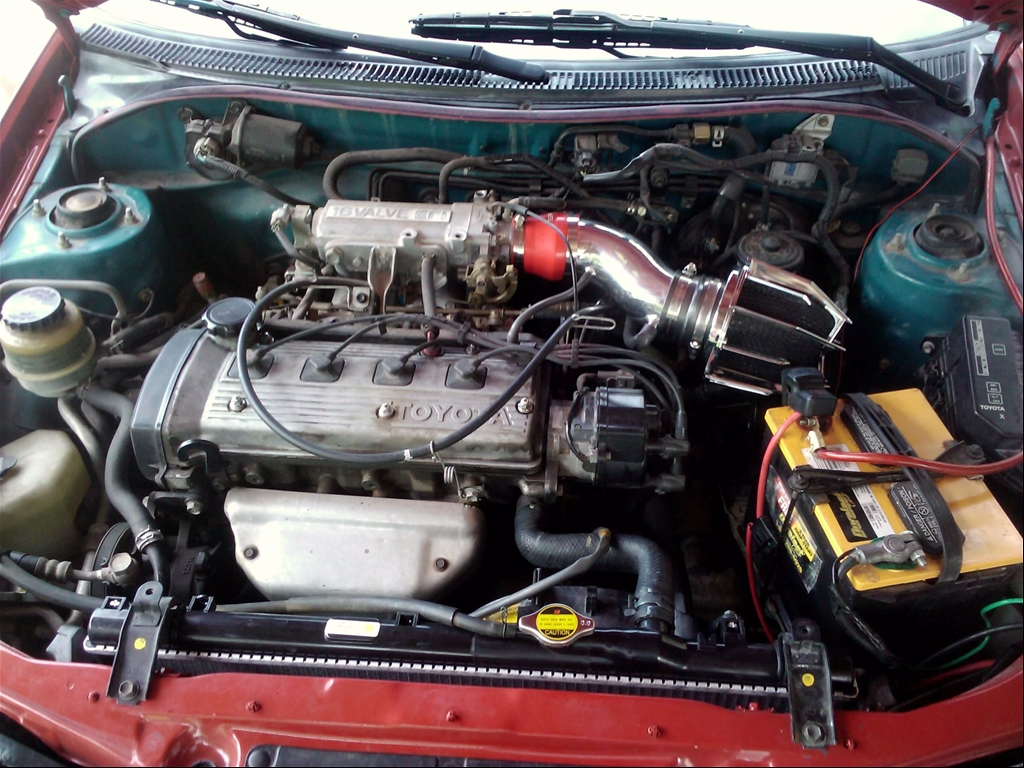 Toyota Paseo engine #3
