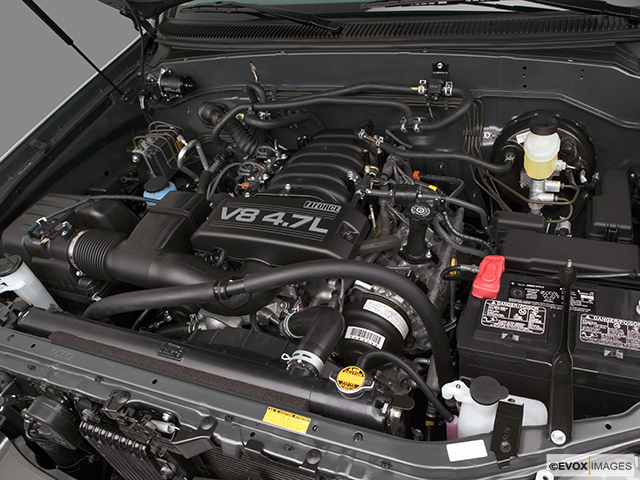Toyota Sequoia engine #1