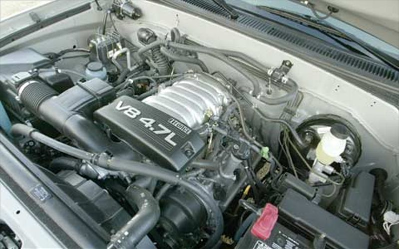 Toyota Sequoia engine #3