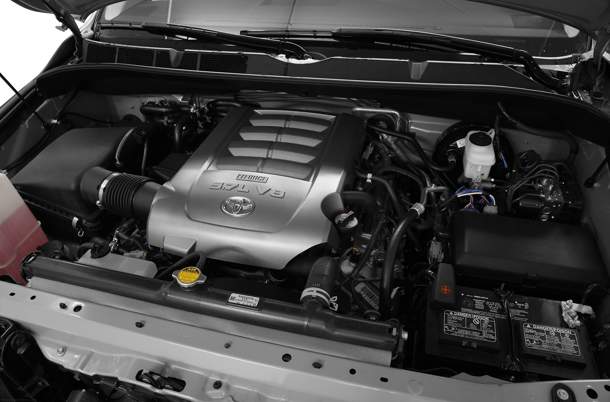 Toyota Sequoia engine #4