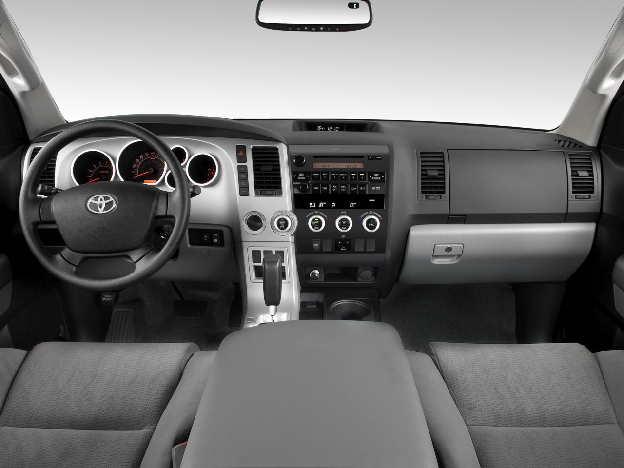 Toyota Sequoia interior #2