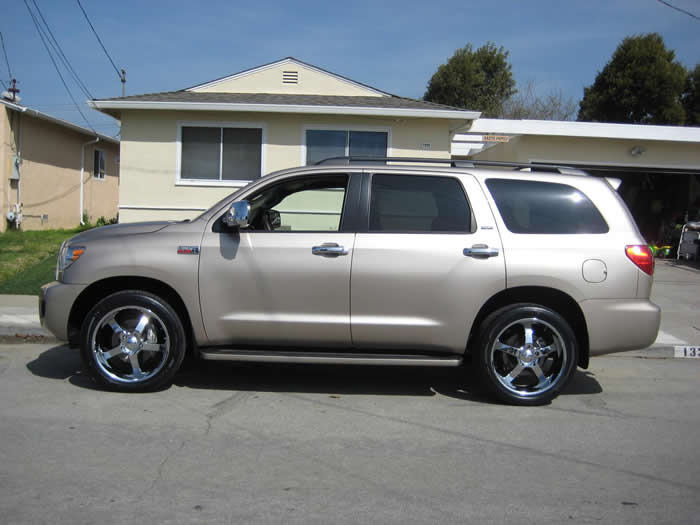 Toyota Sequoia wheels #1