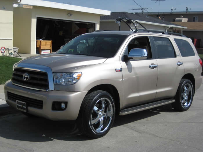 Toyota Sequoia wheels #2