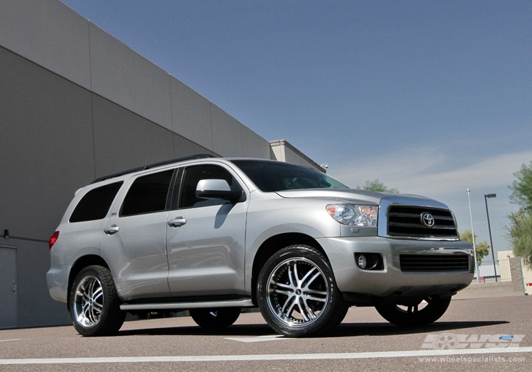 Toyota Sequoia wheels #3