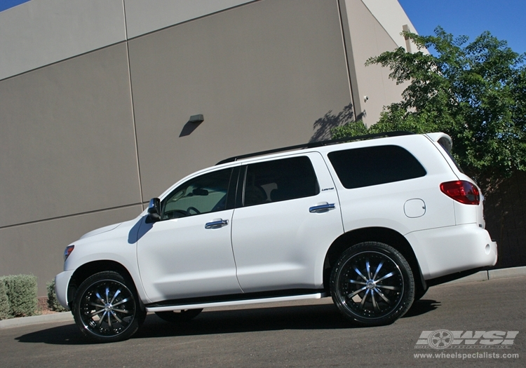 Toyota Sequoia wheels #4