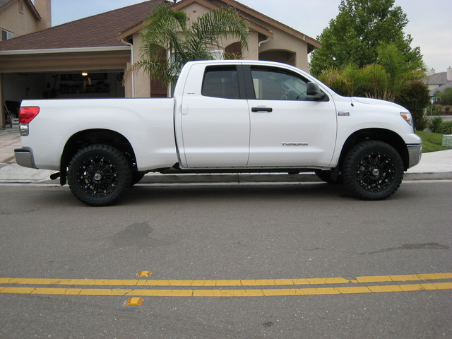 Toyota Tundra wheels #2
